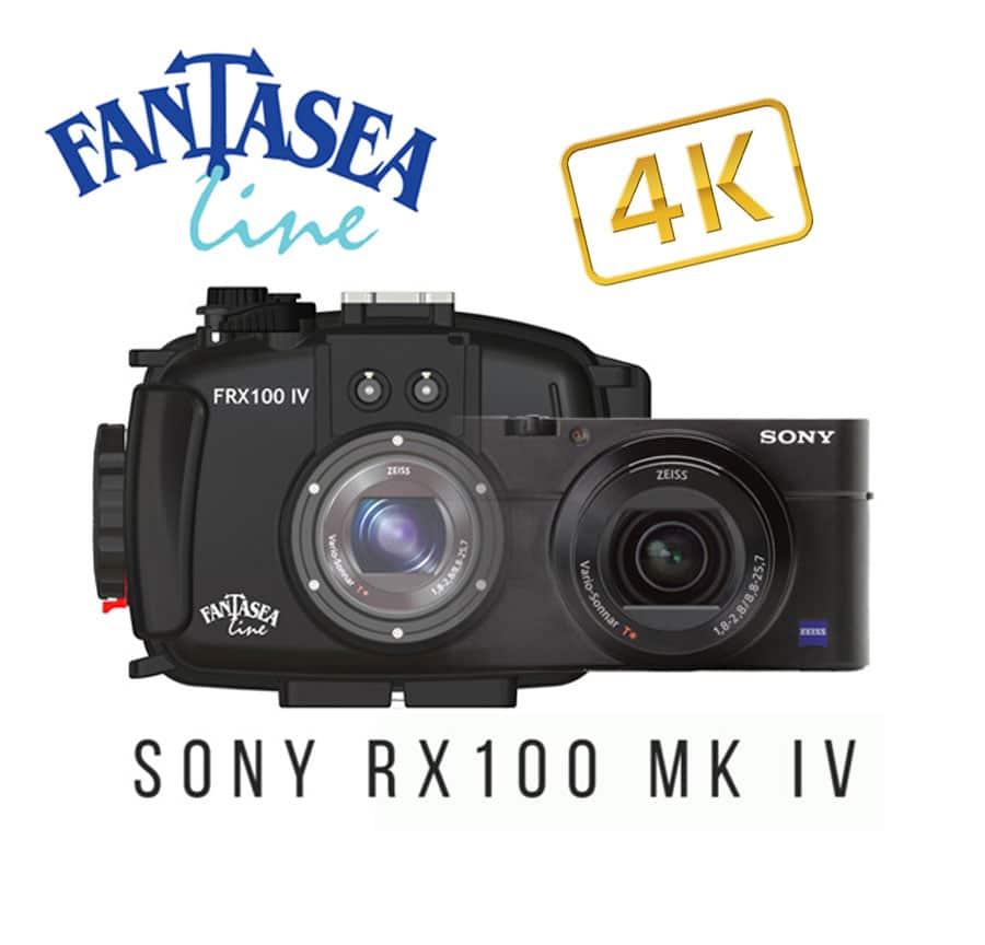 Nueva carcasa Fantasea para SOny RX100 Mk IV