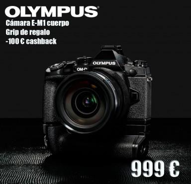 oferta_olympus_em1_999euros