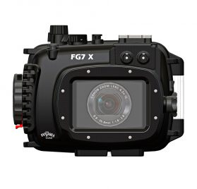 Fantasea_carcasa_para_Canon_G7X_frontal