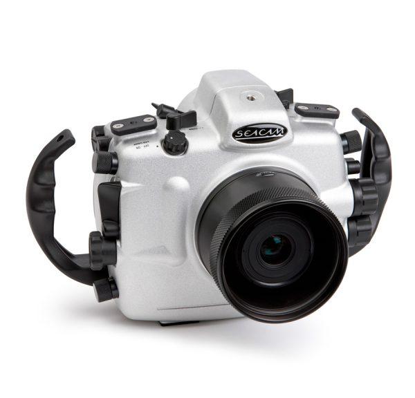 Seacam_carcasa_para_Nikon_D3s_frontal
