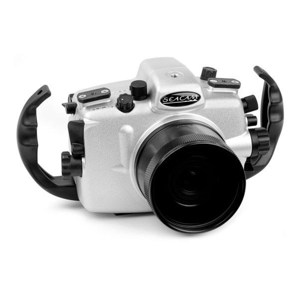 Seacam_carcasa_para_Nikon_D7100_frontal