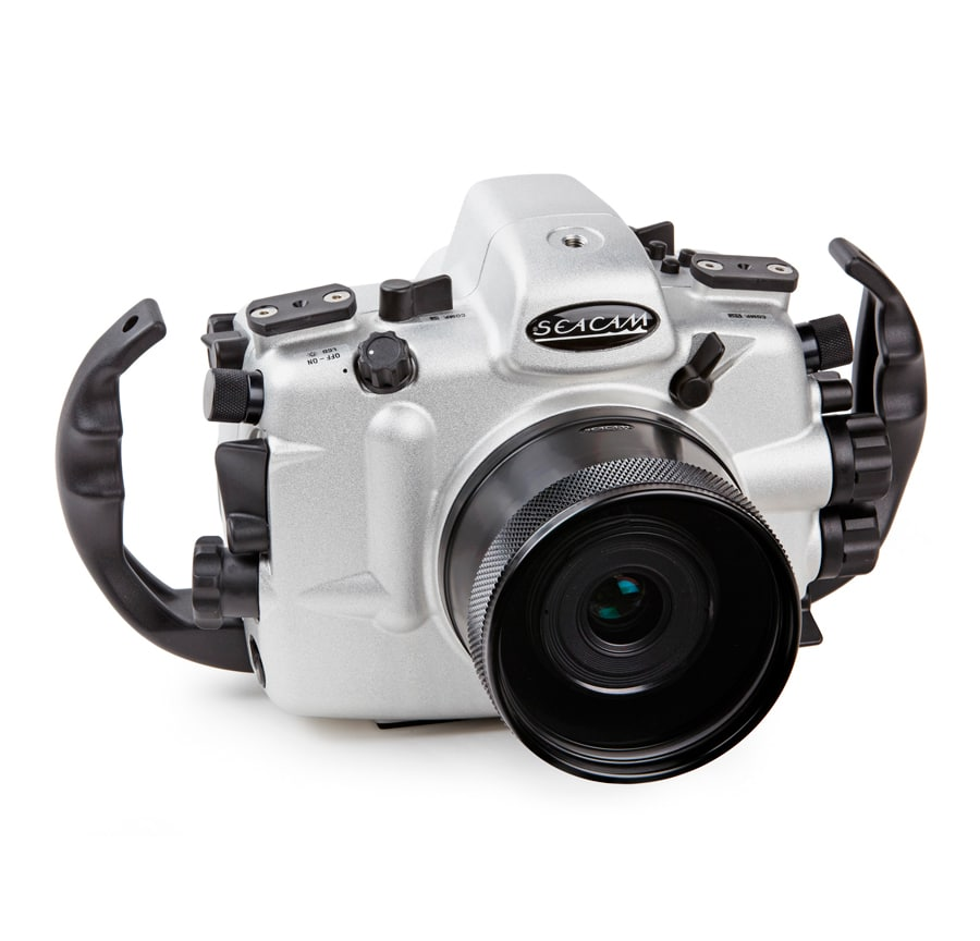 Seacam_carcasa_para_Nikon_D800_frontal