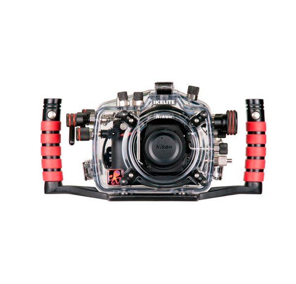 Ikelite_carcasa_para_Nikon_D7100_frontal