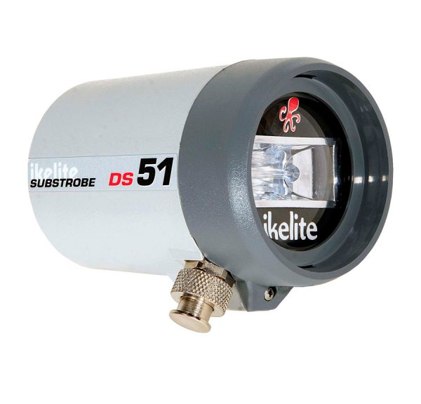 Ikelite_flash_submarino_DS51_frontal