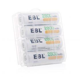 EBL baterías AA 2800mAh