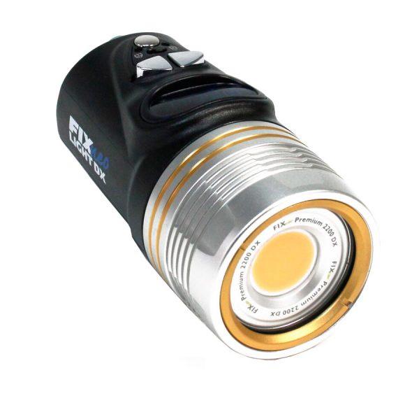 Foco para video submarino Fix Neo 2200Dx