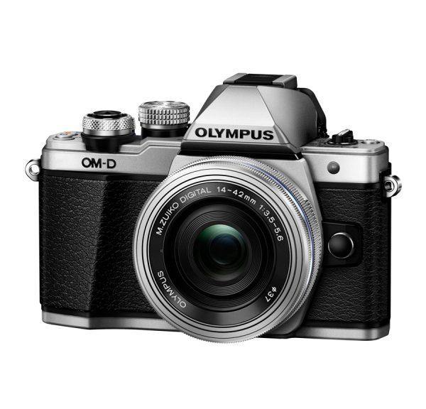Cámara Olympus-OMD-EM10-Mark-II y objetivo M.Zuiko14-42 EZ pancake