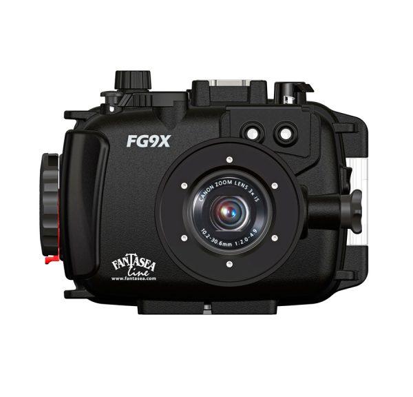 Carcasa submarina Fantasea para Canon G9X