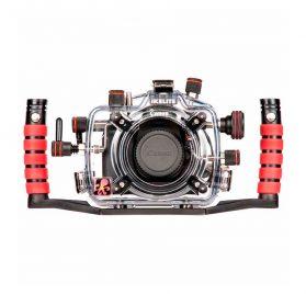 Ikelite-carcasa-submarina-para-Canon-760D-frontal