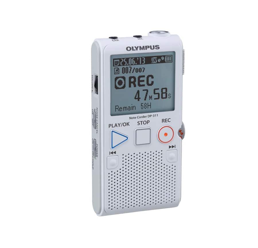 Olympus Grabadora de Audio DP-311