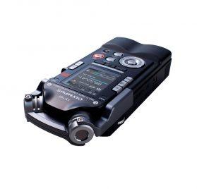 olympus-grabadora-ls-100-lateral