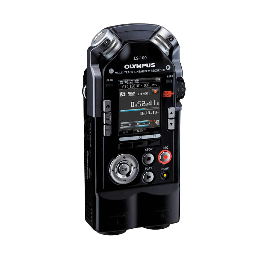 olympus-grabadora-ls-100
