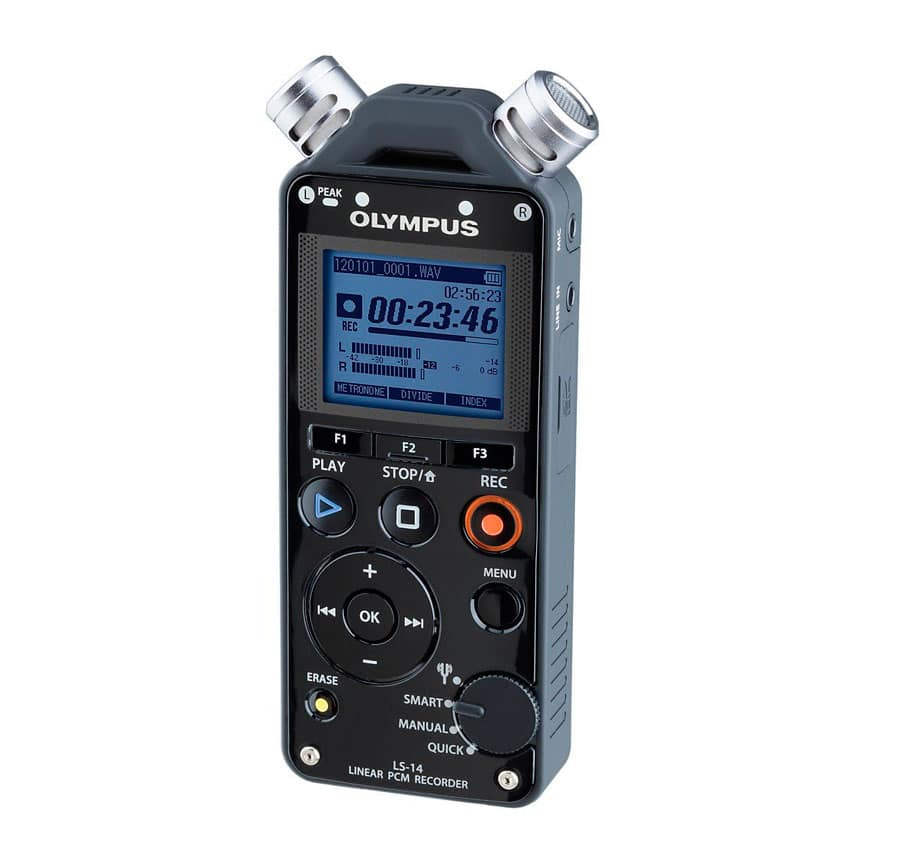 olympus-grabadora-ls-14