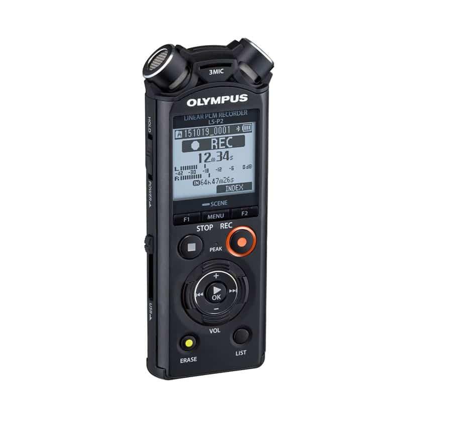 olympus-grabadora-ls-p2