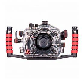 Ikelite-carcasa-submarina-para-Nikon-D5500,D5600-frontal