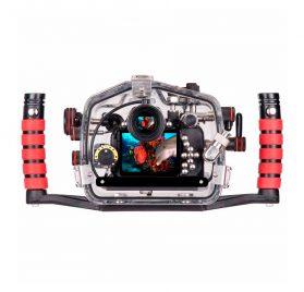 Ikelite-carcasa-submarina-para-Nikon-D5500,D5600-trasera