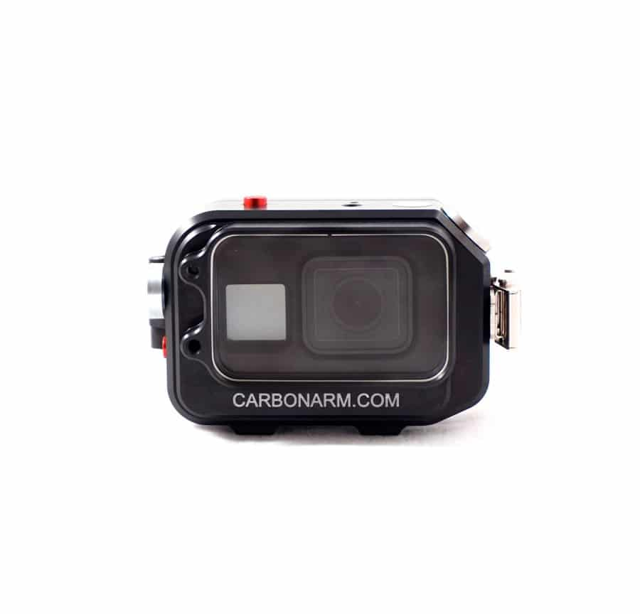 Carcasa-Carbonarm-para-GoPro-Hero5-Frontal