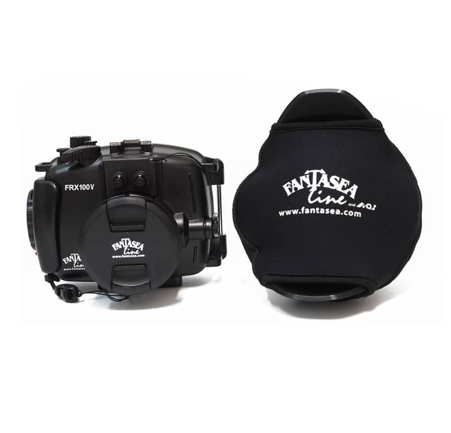 Fantasea-carcasa-para-Sony-RX100-Mark-V-y-angular-UWL-09F