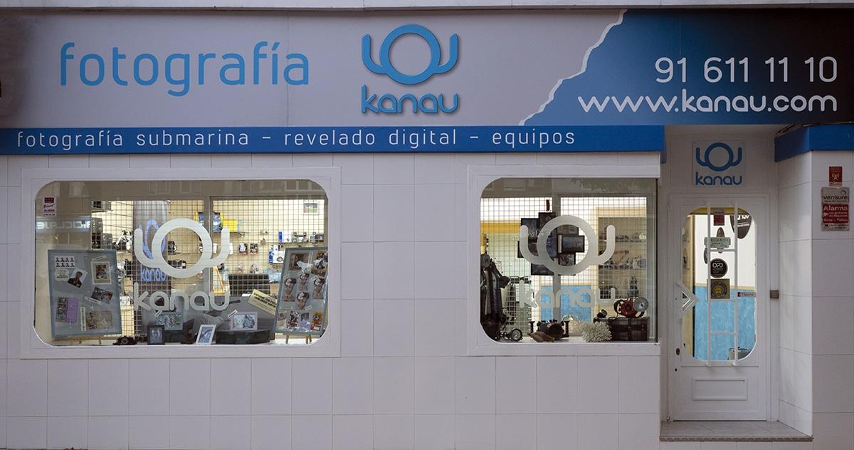 Tienda_fotografia_kanau_fachada