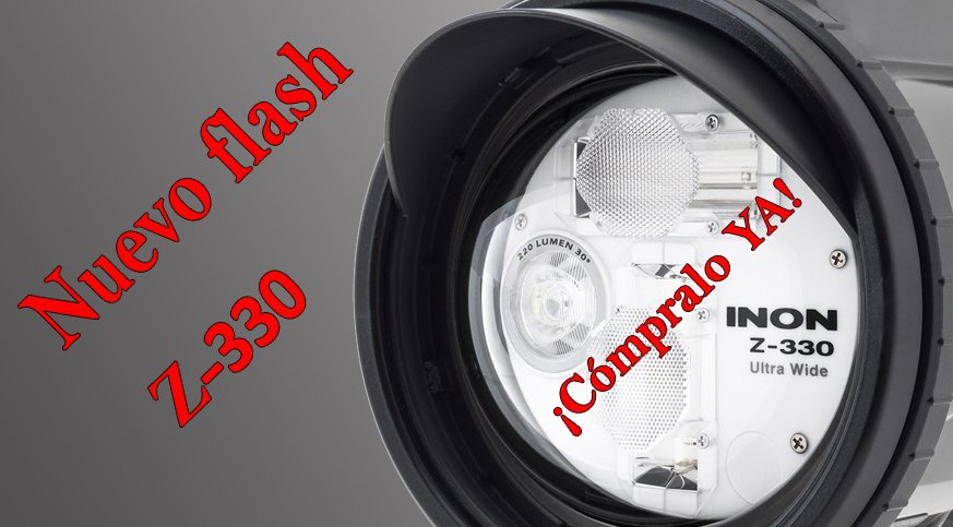 Flash Inon z-330
