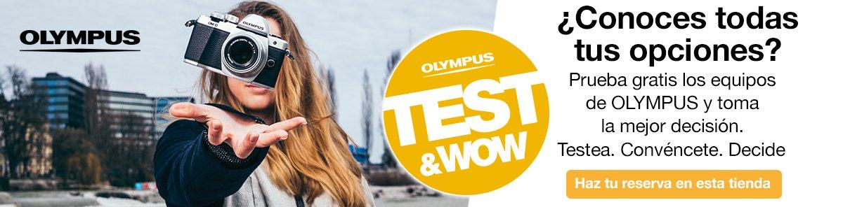 Programa Olympus Test & Wow