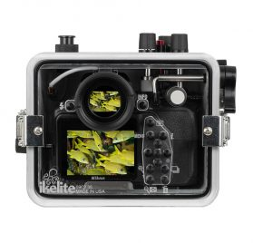 ikelite-nikon-d3500-trasera