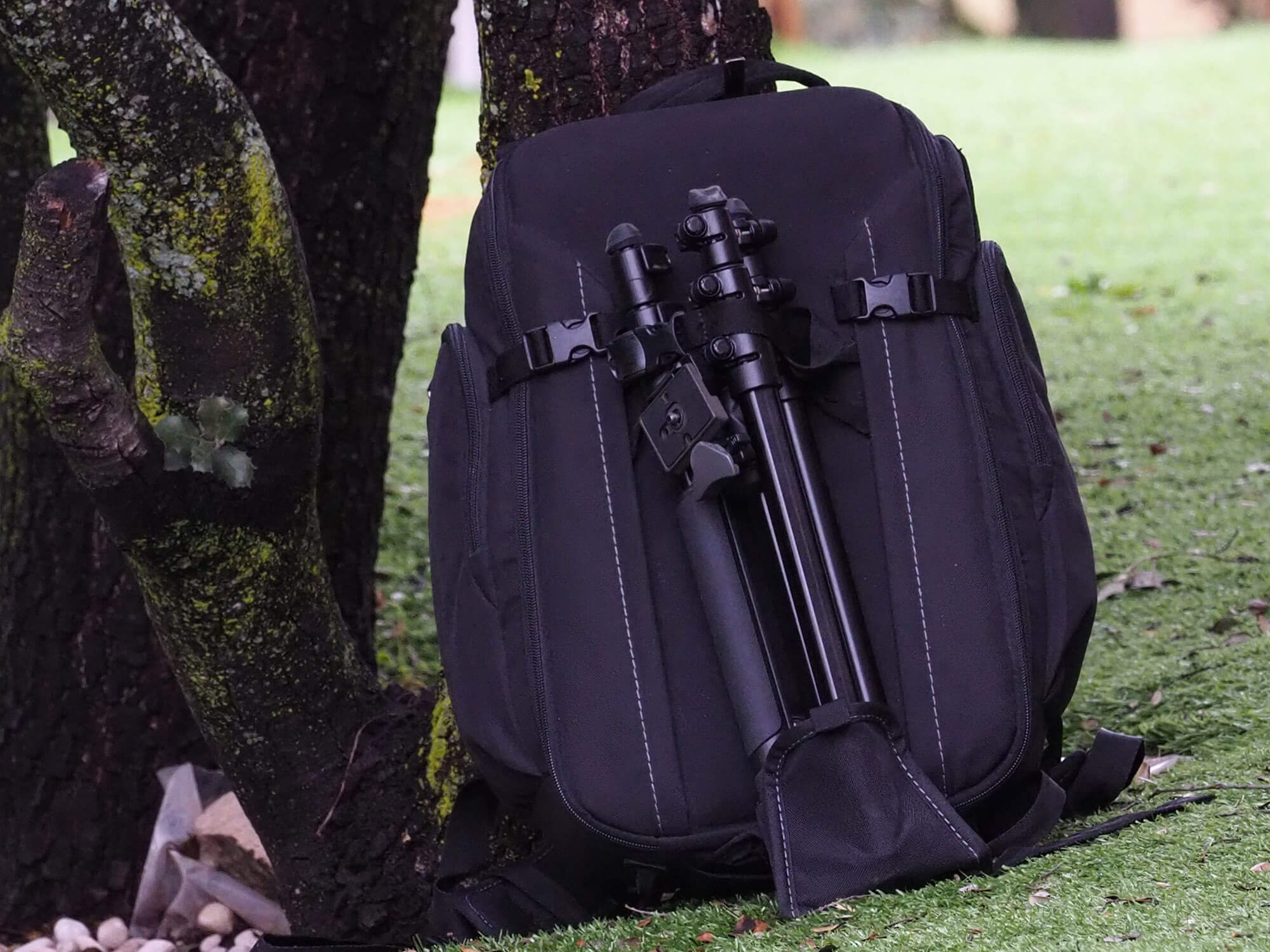 Correas trípode mochila fotográfica