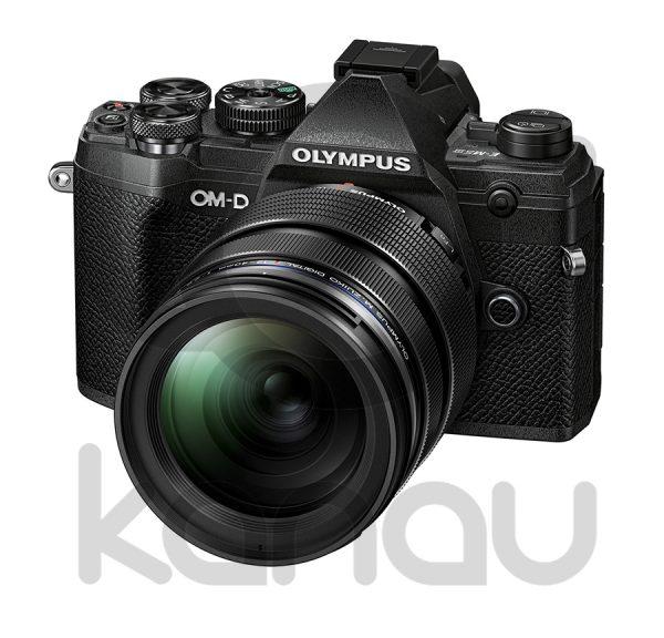 Kit Olympus compuesto por cámara OM-D E M5 Mark III con objetivo M. Zuiko 12-40 mm color negro. Puedes adquirirla financiada al 0% de interés, paga a 10 meses sin intereses, sin ningún tipo de comisión.