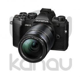 Kit Olympus compuesto por cámara OM-D E M5 Mark III con objetivo M. Zuiko 14-150 mm color negro. Puedes adquirirla financiada al 0% de interés, paga a 10 meses sin intereses, sin ningún tipo de comisión.