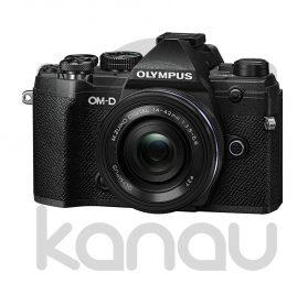 Kit Olympus compuesto por cámara OM-D E M5 Mark III con objetivo M. Zuiko 14-42 mm color negro. Puedes adquirirla financiada al 0% de interés, paga a 10 meses sin intereses, sin ningún tipo de comisión.
