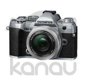 Kit Olympus compuesto por cámara OM-D E M5 Mark III con objetivo M. Zuiko 14-42 mm color plata. Puedes adquirirla financiada al 0% de interés, paga a 10 meses sin intereses, sin ningún tipo de comisión.