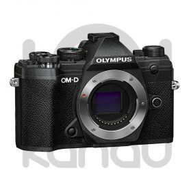 Olympus OM-D E-M5 Mark III, cuerpo color negro. Puedes adquirirla financiada al 0% de interés, paga a 10 meses sin intereses, sin ningún tipo de comisión.