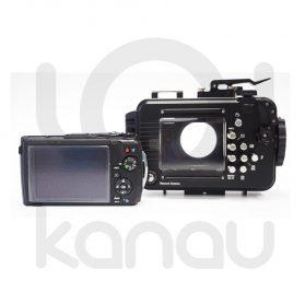 Pack Carcasa Weefine con bomba de vacío automática. Sumergible a 100 metros. + cámara compacta Olympus TG-6