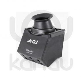 AOI UMG 05 Visor en ángulo de 90º para carcasas compactas T-G5 y TG-6 de Olympus PT-058 y PT-059