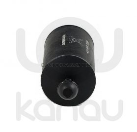 Brazo flotante de aluminio, completo con 2 bolas terminales en aluminio anticorodal anodizado con 40 micrones (estándar militar)