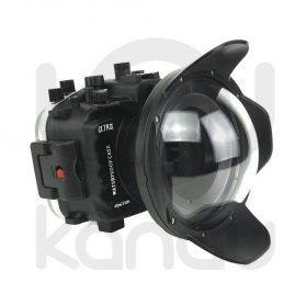 Carcasa para fotosub Seafrogs para Sony A7RIII con cupula