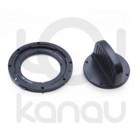AOI QRS sistema de liberacion rapida para lentes con rosca de 67mm