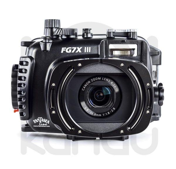 Carcasa Fantasea para Canon G7X Mark III fabricada en policarbonato
