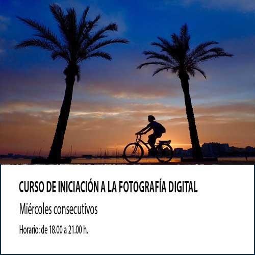 Iniciación a la foto digital