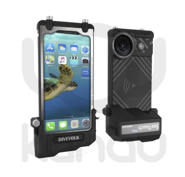 Carcasa divevolk seatoch 2 para teléfonos móviles