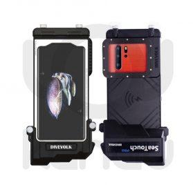 Carcasa divevolk seatoch 3 para teléfonos móviles