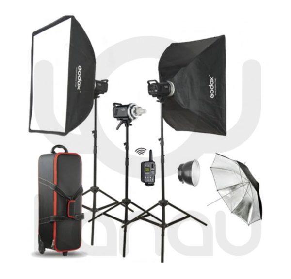 Kit de iluminacion Godox MS300-D