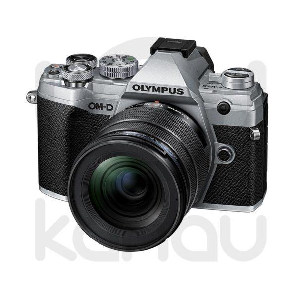Camara Olympus E-M5 Mark III + objetivo M.Zuiko 12-45 F4 PRO