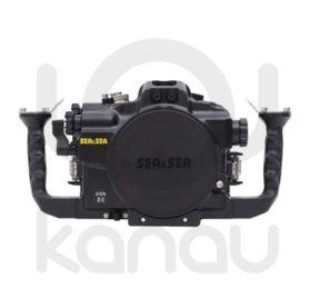 Carcasa submarina Sea & Sea para Canon EOS R fabricada en aluminio