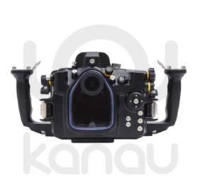 Carcasa submarina Sea & Sea para Nikon Z6/7 fabricada en aluminio