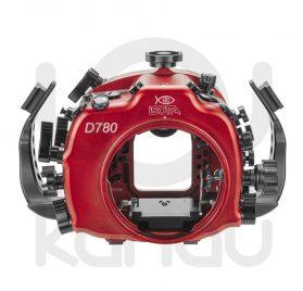 Carcasa Isotta para Nikon D780 frontal