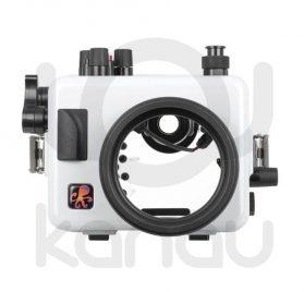 Carcasa Ikelite para Nikon D3500 frontal