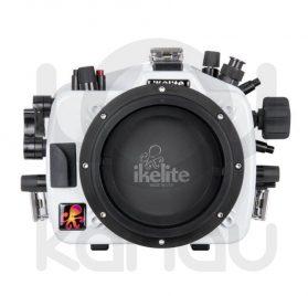 Carcasa submarina Ikelite para Nikon D780 frontal