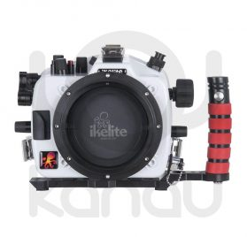 Carcasa submarina Ikelite para Nikon Z50 frontal