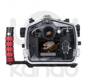 Carcasa submarina Ikelite para Nikon Z50 trasera